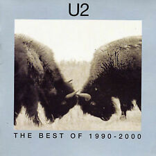 U2 - THE BEST OF 1990-2000 [JAPAN] (NEW CD)