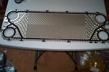 Caterpillar / Alfa Laval Plate Heat Exchanger- 4 Hole Plate Assembly -New