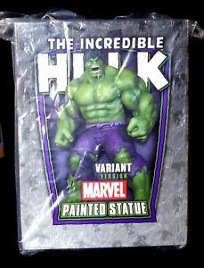 Hulk ( Savage ) Variant Statue Exclusive New 2012 Sealed Marvel Bowen Amricons