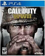 Call of Duty WW2 WWII Ps4 Princ. (Leer Anuncio)