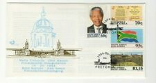1994 SOUTH AFRICA - PRESIDENTIAL INAUGURATION FDC FROM COLLECTION C24
