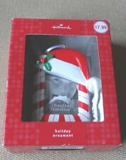 Hallmark Photo Frame Christmas Ornament 2009