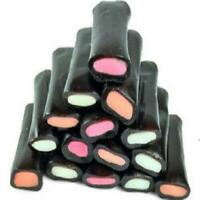 1 FULL POUND LICORICE ROCKIES DUTCH CANDY by VERBURG FREE SHIP