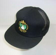 Vintage Du Pont Agricultural Products El Paso Farm Trucker snapback Hat Cap USA