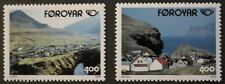 Nordic countries postal co-operation stamps, 1993, Faroe Islands, Ref: 239 & 240
