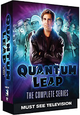 Quantum Leap: The Complete Series (Dvd, 2017, 18-Disc Set) - New!