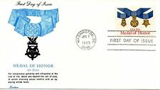 US FDC #2045 Medal Of Honor Air Force, Lanstan (4675)aa
