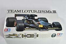 Tamiya 1/20 Scale Team Lotus 1978 JPS Mk. III Formula One Precision Model Kit