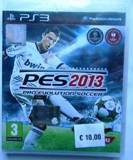PES 2013 PLAYSTATION 3 PS3 NUOVO ITA
