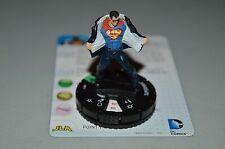Dc Heroclix Superman/Wonder Woman Superman Uncommon 017