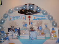 LINKING LINK O LOON DIY ARCH WEDDING PARTY BIRTHDAY CHRISTENING BABY SHOWER