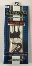 Srixon Maximum Grip in All Weather Golf Glove - Mens Medium Large ML Reg Left