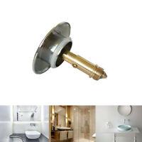 Sink Bath Basin Waste Easy  Up Click Spring Mechanism Brass Plug Home Tools UK