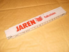Zanda Jaren Takstein 2 Meter Folded Rule - As Photo