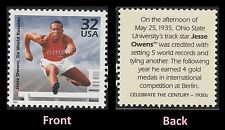 US 3185j Celebrate the Century 1930s Jesse Owens 32c single MNH 1998