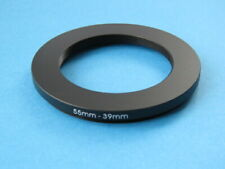 55mm to 39mm Stepping Step Down Ring Camera Lens Filter Adapter Ring 55-39mm