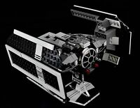 Star Wars Lego 8017 Darth Vaders TIE Fighter - custom display stand only
