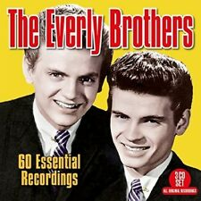 60 Essential Recordings The Everly Brothers Audio CD