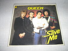 QUEEN 45 TOURS HOLLANDE SAVE ME+
