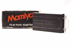 @ Ship in 24 Hrs! @ Mamiya Film Pack Adapter for Mamiya Universal Press Super 23
