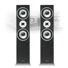 Skytec 100.260 SHFT60B Dual 6.5 Inch Home Hifi Tower Speakers 350W