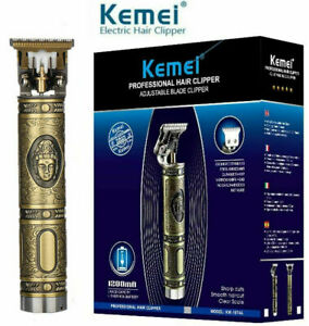 Kemei 1974A Cordless Hair Clippers Trimmer Shaver Clipper Cutting Beard Barber