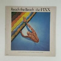 THE FIXX Reach The Beach MCA5419 LP Vinyl VG++ Cover VG+ near ++