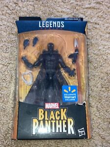 Marvel Legends Black Panther WalMart Exclusive MIB Sealed