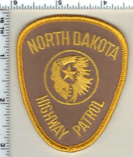 Highway Patrol (North Dakota)  Cap/Hat Patch - from the 1980's