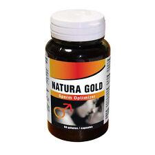 NATURA GOLD SPERM OPTIMIZER STIMULANT EJACULATION GELULES SANTE BIEN ETRE INTIME