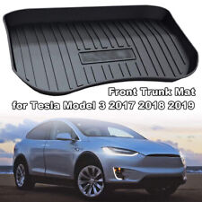 Trunk mat Cargo Tray Replacement Accessories For Tesla model 3 2017-2019