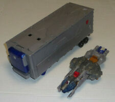Transformers Dark Of The Moon Ultimate Optimus Prime Trailer + Cannon ONLY