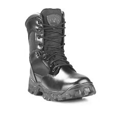 "NEW! Rocky® Alpha Force® 8"" Side Zip Waterproof Tactical Boots - Size 11.5"