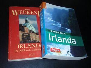 2 GUIDE IRLANDA – THE ROUGH GUIDE + GUIDE WEEKEND
