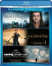 The Sapphire Collection (Braveheart/Gladiator/Sav ing Private Ryan) [Blu-ray]
