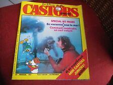 DISNEY CASTORS JUNIORS n° 6 de 1978 sans supplément, très bon état.