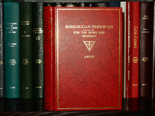 AMORC OCCULT ROSICRUCIAN PRINCIPLES HOME & BUSINESS MYSTIC ESOTERIC MAGIC