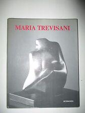 MARIA TREVISANI - SANESI ROBERTO  SEVERGNINI, Italy 1988 Inscribed by Trevisani
