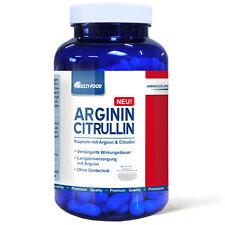 Multi-Food Arginin Citrullin 180 Kapseln Pump Durchblutung