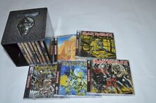 NEW Box IRON MAIDEN Complete 15 CD - 13 Album Limited Collector's Edition Band