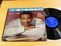 MAX ROACH Jazz In 3/4 Time MERCURY Stereo VG/VG+ & VG+