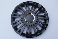"""SET OF 4 15"""" WHEEL TRIMS TO FIT VOLVO S40, V40 + FREE GIFT #C"""