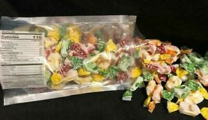 COASTAL BAY Chewy Fruities Chewy Fruit Candy- ONE POUND BULK CANDY