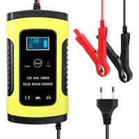 Charger Car Battery Starter Jump Power Booster 12v Smart Bank Car Portable E1X0