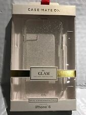 Case-Mate  Sheer Glam Case for Apple® iPhone® 6 / 6s & iPhone 7  - Glitter  NEW!