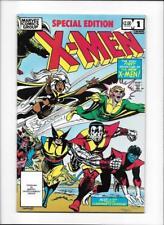 SPECIAL EDITION X-MEN #1 [1983 VF-NM] REPRINTS GIANT-SIZE X-MEN #1