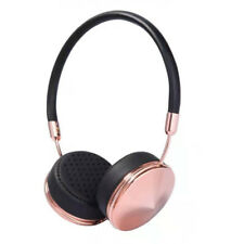 Headphones with Mic Foldable On Ear Headset with Carrying...