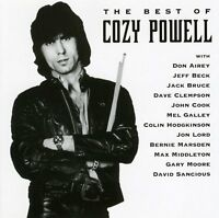 Cozy Powell - Very Best of Cozy Powell [New CD]