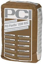 PCI Pavifix Cem Roc Zement-Pflasterfugenmörtel für Natursteinplatten 25 kg