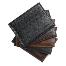 Business Card Holder Slim Bank Credit Card ID Card Holder Case Bag Wallet Holder